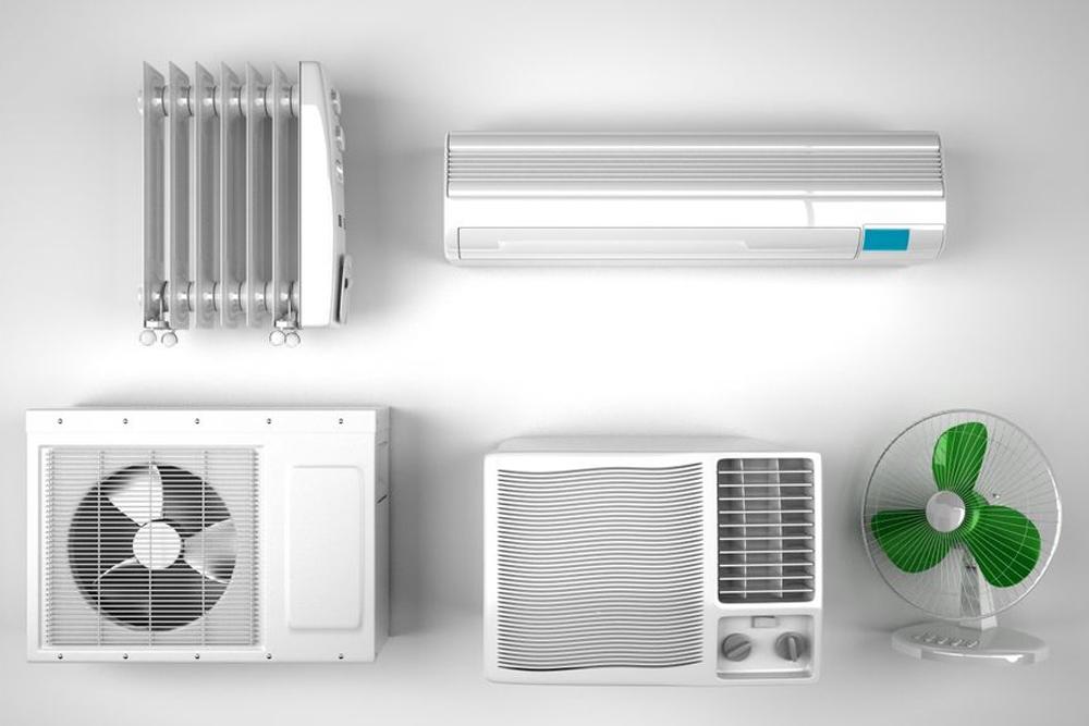 Chauffage-Climatiseur-Ventilateur